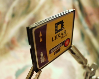 Lexar Media 64 MB 4X USB Enabled CompactFlash