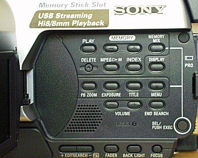 Sony dcr-trv350 firewire driver.