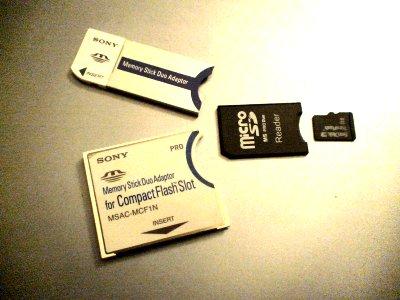 Microsd To Memory Stick Duo Adapter