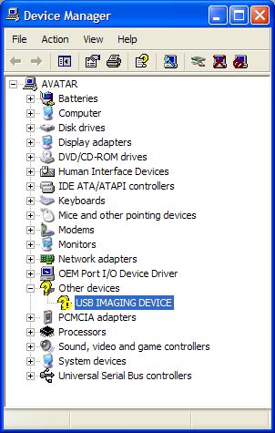 Драйвера для USB Camera